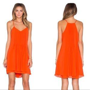 Sanctuary Spring Fling Orange Dress Sz M